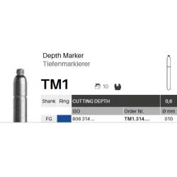 BURS Depth Marker TM